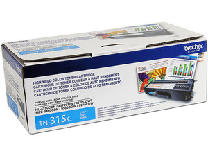 Mực in Brother TN-351 Cyan Toner Cartridge (TN-351C)