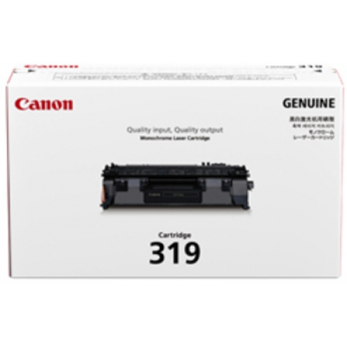 Mực in Canon 319 Black Toner Cartridge