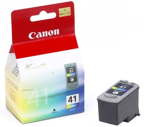 Mực in Canon CL 41 Color Ink Cartridge