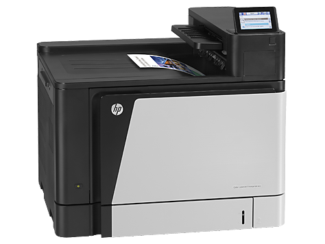 Máy in Laser màu HP Color LaserJet Enterprise M855dn Printer (A2W77A)