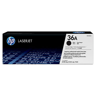 Mực in HP 36A Black LaserJet Toner Cartridge (CB436A)