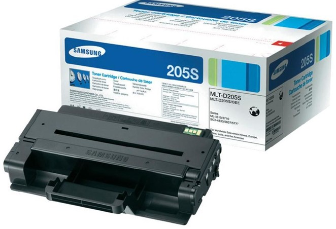Mực in Samung MLT-D205S, Black Toner Cartridge (MLT-D205S)