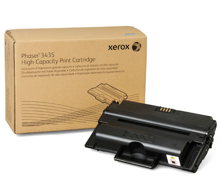 Mực in Fuji Xerox Phaser 3435D, Black Toner Cartridge (CWAA0762)
