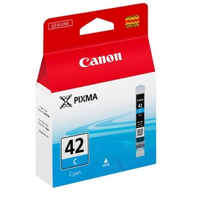 Mực in Canon CLI 42 Cyan Ink Cartridge