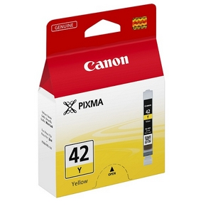 Mực in Canon CLI 42 Yellow  Ink Cartridge