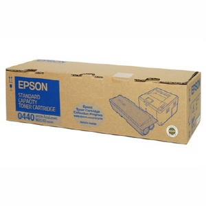 Mực in Epson S050440 Black Toner Cartridge (S050440)
