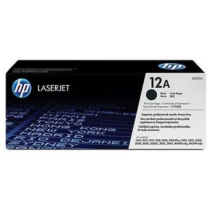 Mực in HP 12A Black LaserJet Toner Cartridge (Q2612A)