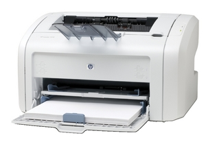 Máy in HP LaserJet 1018 printer (CB419A)