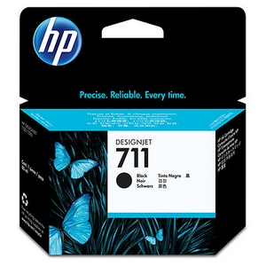 Mực in HP 711 80 ml Black Ink Cartridge (CZ133A)