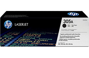 Mực in HP 305A Black LaserJet Toner Cartridge (CE410A)