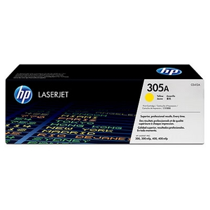 Mực in HP 305A Yellow LaserJet Toner Cartridge (CE412A)