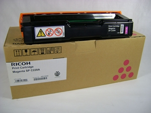Mực in Ricoh C220S Black Toner Cartridge (406059)